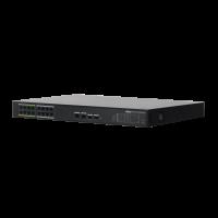 Dahua 16 Port ePoE Switch, DH-LR2218-16ET-240 - 16x PoE (8x ePoE) - 240W