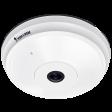 Vivotek FE8191 Fixed Dome Camera - 12MP - 12fps - 180° / 360°