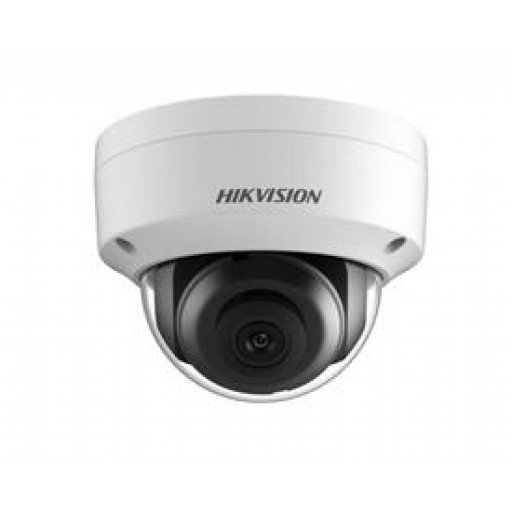 Hikvision DS-2CD2123G0-IS - 2MP Fixed Dome Camera (2.8mm)