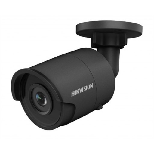 Hikvision DS-2CD2085FWD-I Black - 8 MP Ultra-Low Light Network Bullet Camera (2.8mm)
