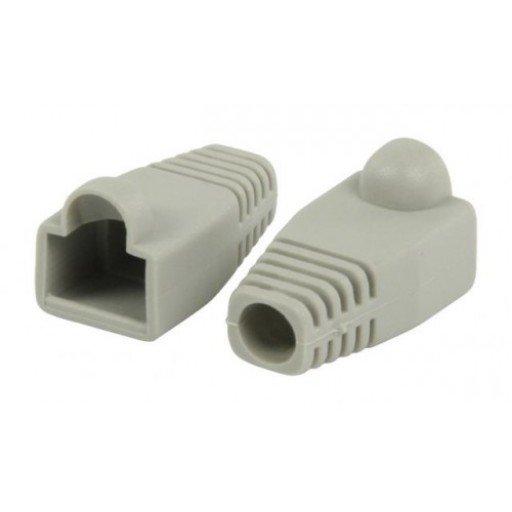 Kink protection boot for RJ45 plugs 10x
