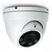 AVTECH AVM3432P - 3MP IR Dome IP Camwera - varifocal (2.8 - 12mm)