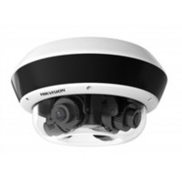 Hikvision DS-2CD6D54FWD-IZS - 5MP EXIR Flexible PanoVu Network Camera