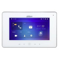 """Dahua Easy4IP VTH5221D Color Indoor Monitor 7"""", IP-video, WiFi/POE"""