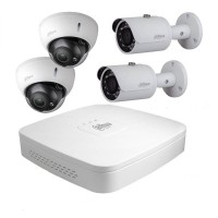 Create Bundle - Dahua Easy4ip DH-NVR4104-P-4KS2 (4 channels)  - Dahua POE Cameras - 10% bundle-discount