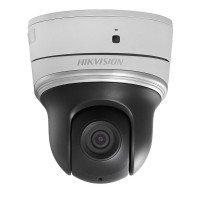 DS-2DE2204I-DE3/W  2MP Mini PTZ Dome network camera 4x zoom