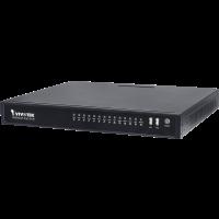Vivotek ND8422P - 16-CH Embedded Plug & Play NVR + 8x PoE ports