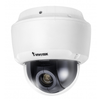 Vivotek SD9161-H Speed Dome Camera - 2MP - 1080P - 10x Zoom - H.265