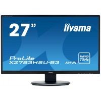 "Iiyama X2783HSU-B3 LCD monitor 27"""