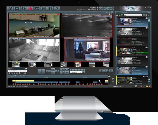 Blue Iris Beveiliging Software Lo Specialista In