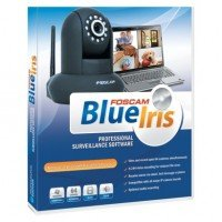 Blue Iris Security Software V5 Full Version - Directly send via email 24/7
