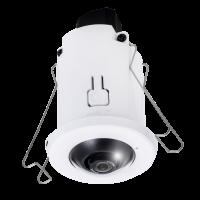 Vivotek FE8182 - Fixed Fisheye Camera - 5MP -15FPS - 360° Surround View - WDR - 3DNR