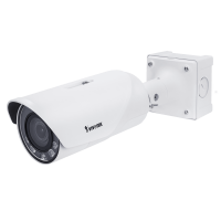 Vivotek IB9391-EHT - Bullet Network Camera - 8MP - 50M IR - WDR Pro - IK10 - IP67 - Smart Stream III