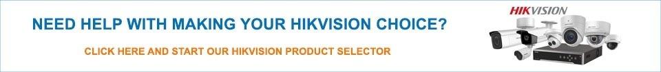 Keuzehulp Hikvision
